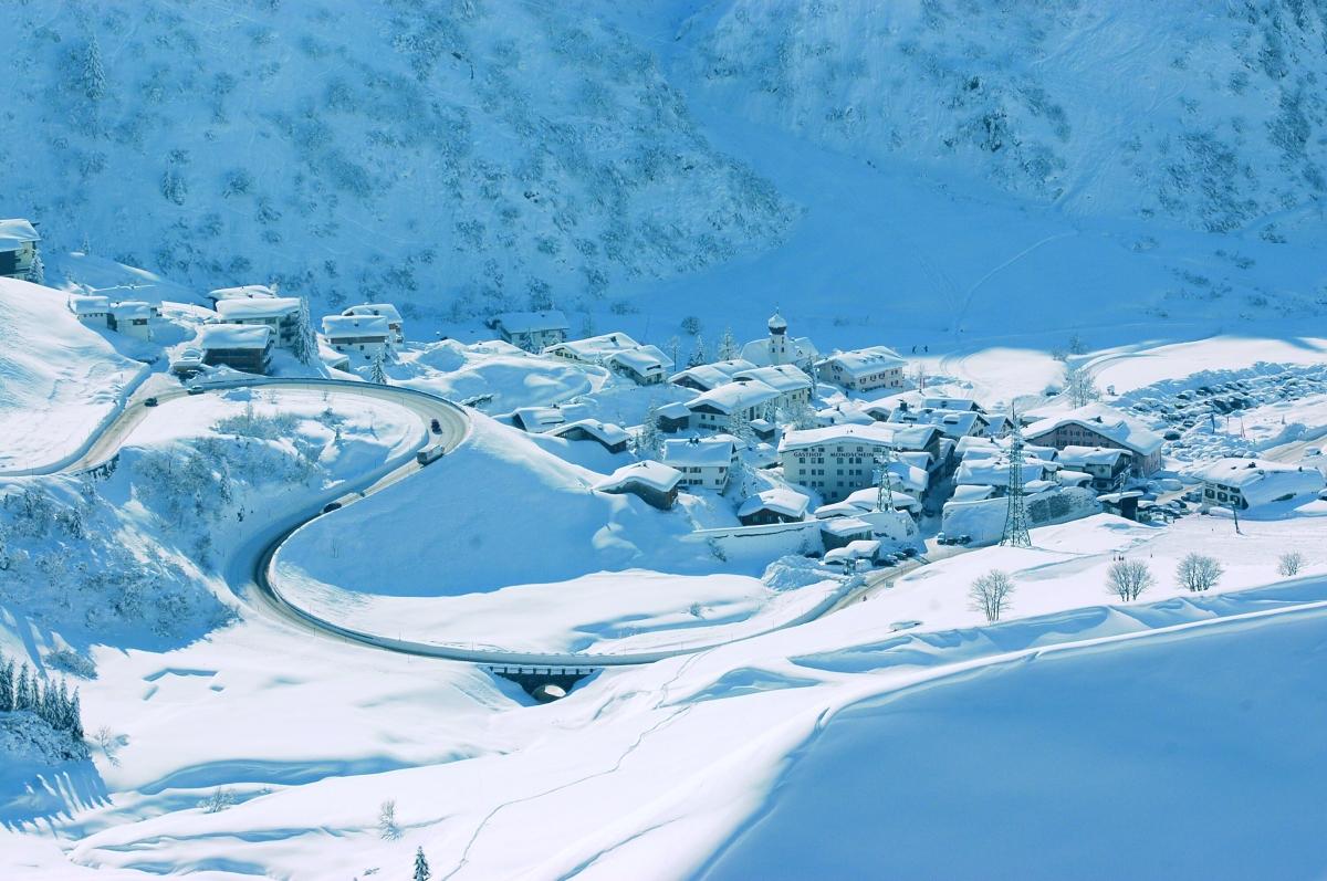 Stuben Am Arlberg Chalet Eggena Appartements